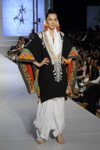 Fnk Asia Latest Collection at PFDC Sunsilk Fashion Week Lahore 2011