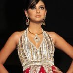 Rani Emaan's collection in Colors of Pakistan 2009
